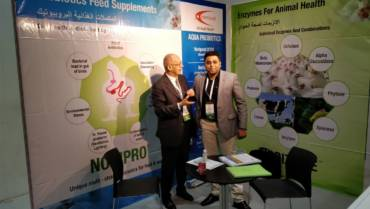 Chembond Animal Health participated in AgraME 2018, Dubai.