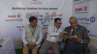 Chembond Animal Health Participated in PDFA exhibition organized by Progressive Dairy Farmers Association in Dehradun